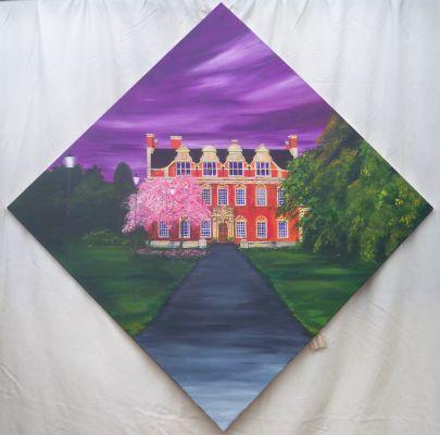 Dusk Acklam Hall