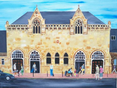 Exhibition by local artist celebrates the 'Best of Boro'
